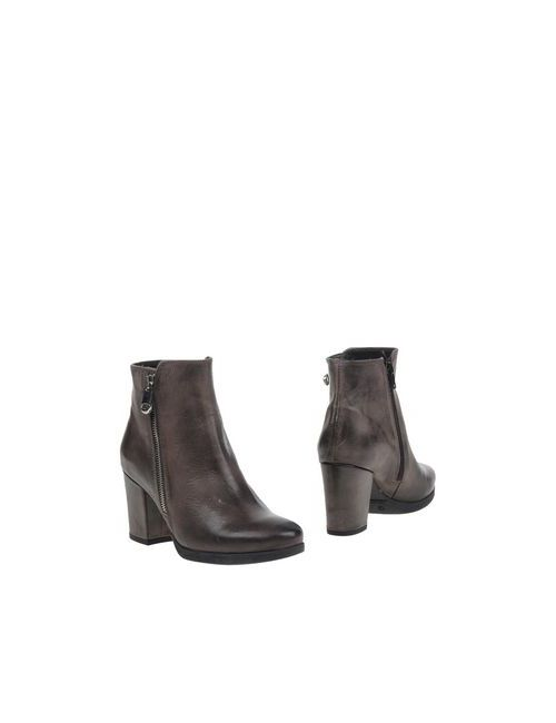 Cafènoir | Мужские Серые Полусапоги И Высокие Ботинки