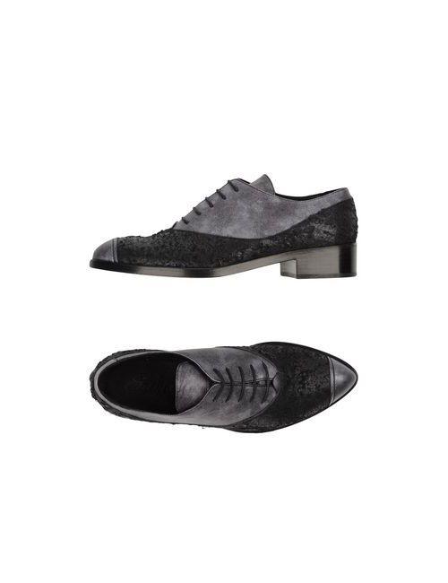 SAMÓ | Мужская Серая Обувь На Шнурках