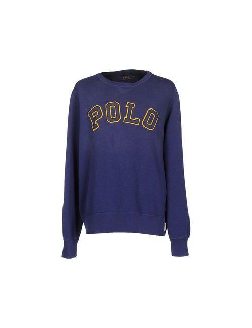 Polo Ralph Lauren | Женская Синяя Толстовка