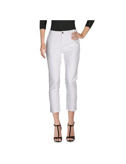 Liu •Jo Jeans | Женские Белые Джинсовые Брюки