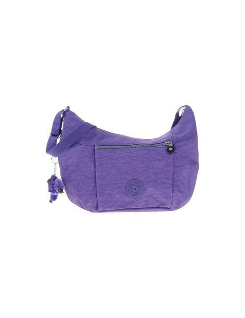 Kipling   Женская Фиолетовая Сумка Через Плечо