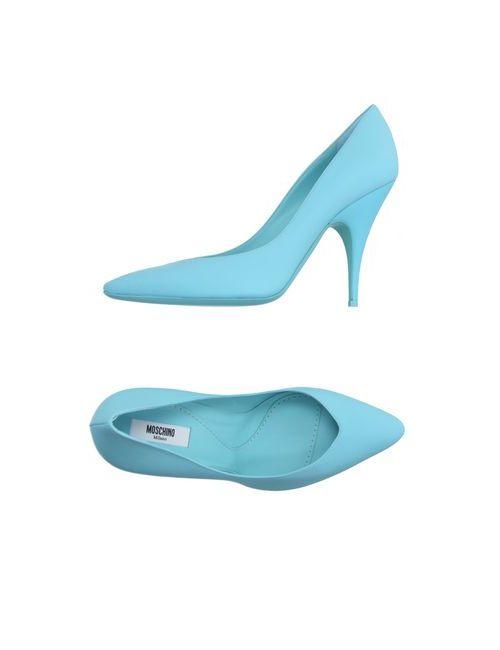 Moschino | Женские Голубы Туфли