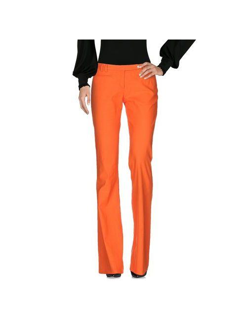 Versace | Мужские Оранжевые Повседневные Брюки