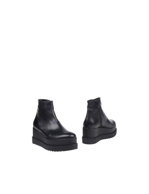 TWIGGY | Женские Чёрные Полусапоги И Высокие Ботинки