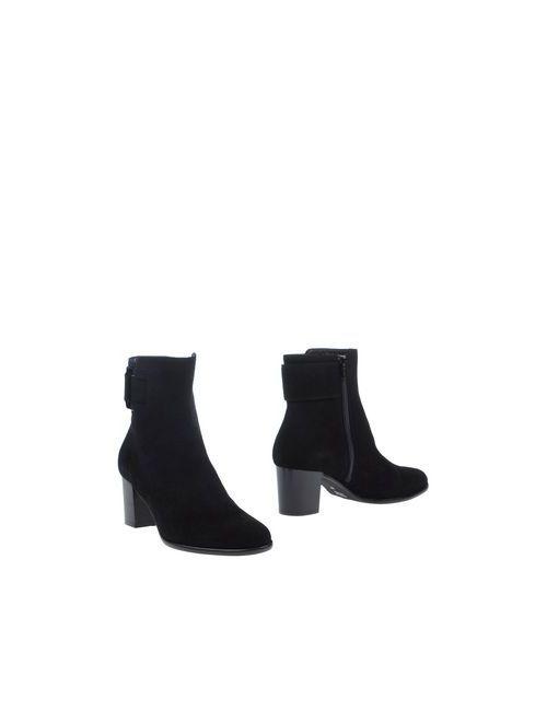Zocal | Женские Чёрные Полусапоги И Высокие Ботинки
