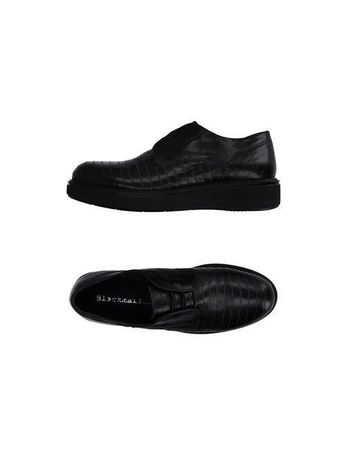 BLACKMAIL | Мужская Черный Обувь На Шнурках