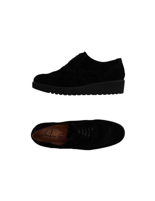Maritan G | Мужская Чёрная Обувь На Шнурках