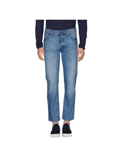 Nudie Jeans Co | Женские Синие Джинсовые Брюки