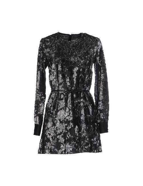 Nineminutes | Женское Серое Короткое Платье