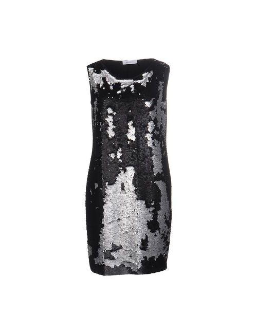 Alfonso Ray | Женское Чёрное Короткое Платье