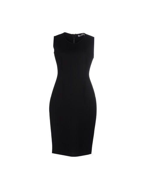 D.exterior | Женское Черный Платье До Колена