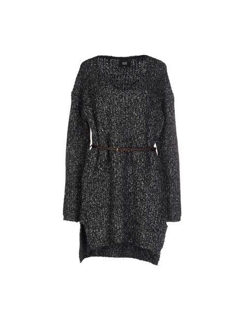 Goldie London | Женское Серое Короткое Платье