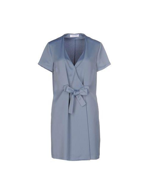 Mauro Grifoni | Женское Голубой Короткое Платье