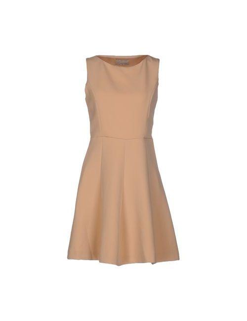 Alysi | Женское Песочное Короткое Платье