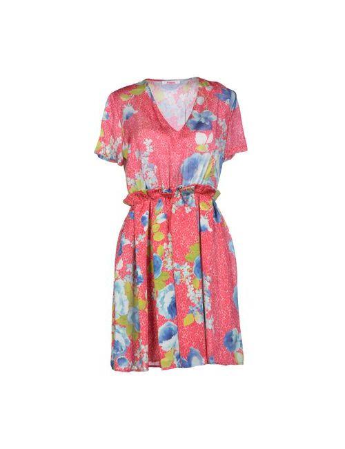 Blugirl Folies | Женское Фиолетовое Короткое Платье