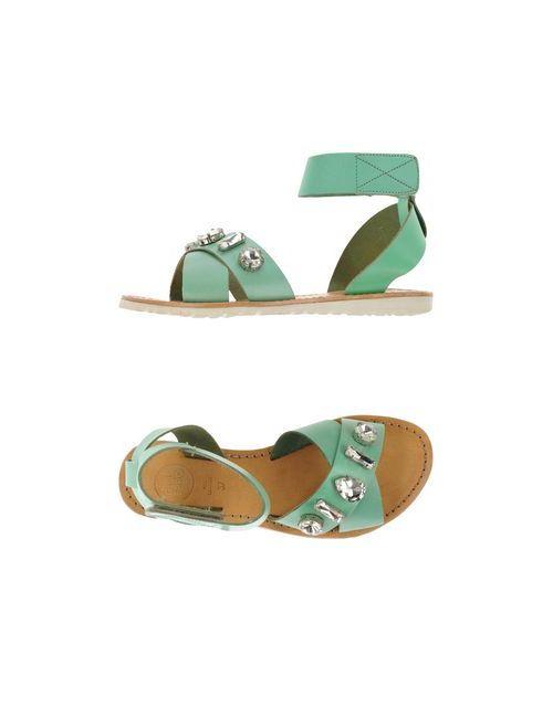 Gioseppo | Женские Зелёные Сандалии