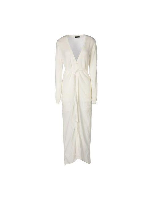 Tonello   Женское Белое Длинное Платье