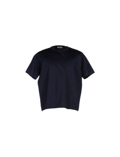 Valentino | Женская Синяя Футболка