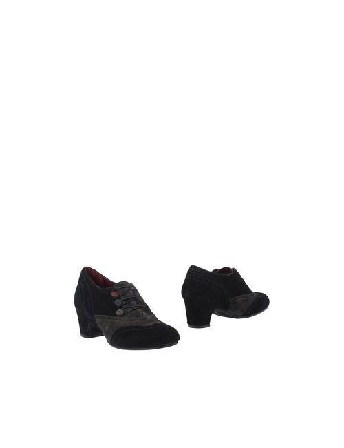 Melluso | Женские Чёрные Ботинки