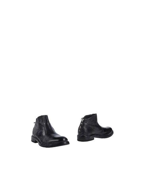Moma | Мужские Чёрные Полусапоги И Высокие Ботинки