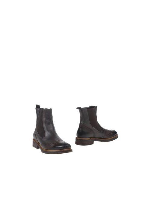 CARMINE DURSO | Мужские Коричневые Полусапоги И Высокие Ботинки