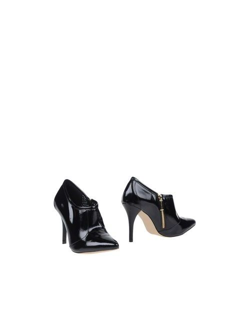 Fornarina | Женские Чёрные Ботинки