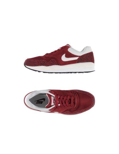Nike   Мужские Красные Низкие Кеды И Кроссовки