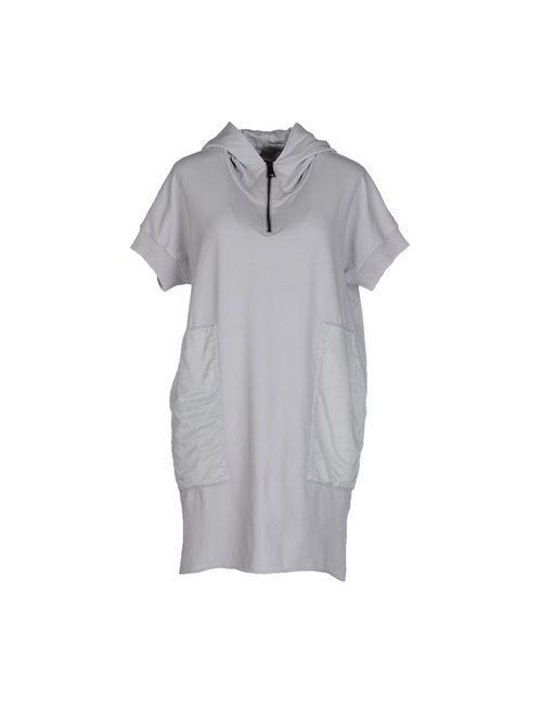 Jijil | Женское Серое Короткое Платье