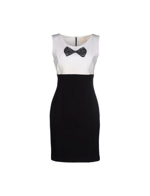 Ean 13 | Женское Белое Короткое Платье