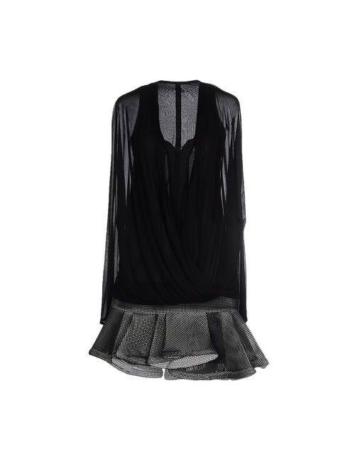 Jay Ahr | Женское Чёрное Короткое Платье