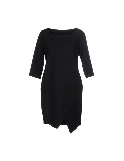 Brian Dales | Женское Чёрное Короткое Платье