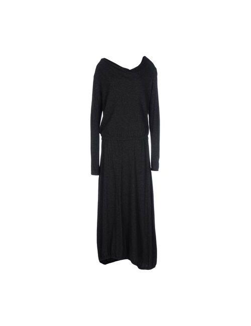 Crossley | Женское Серое Длинное Платье