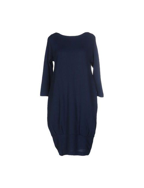 Barbon   Женское Синее Короткое Платье