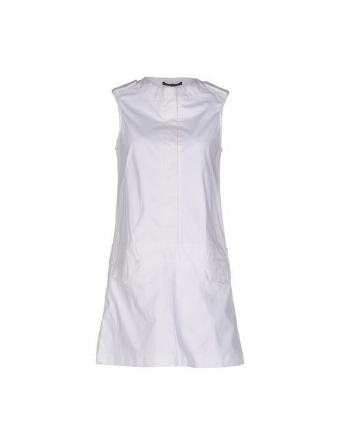 Siviglia | Женское Белое Короткое Платье