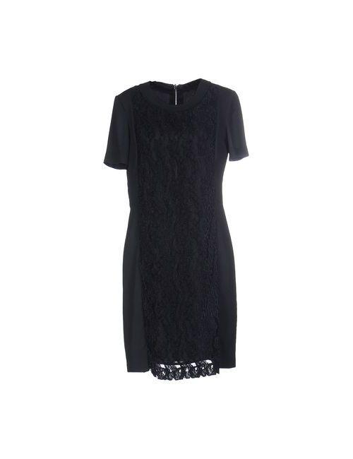 ARMANI JEANS | Женское Синее Короткое Платье