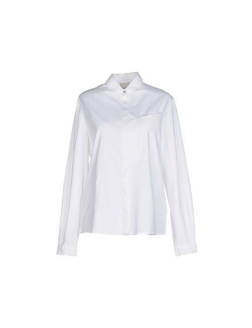 Alysi   Мужская Белая Pубашка