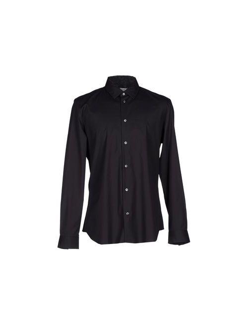 Maison Margiela | Мужская Чёрная Pубашка
