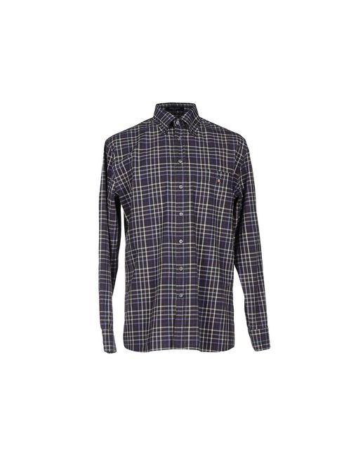 Gant   Мужская Серая Pубашка