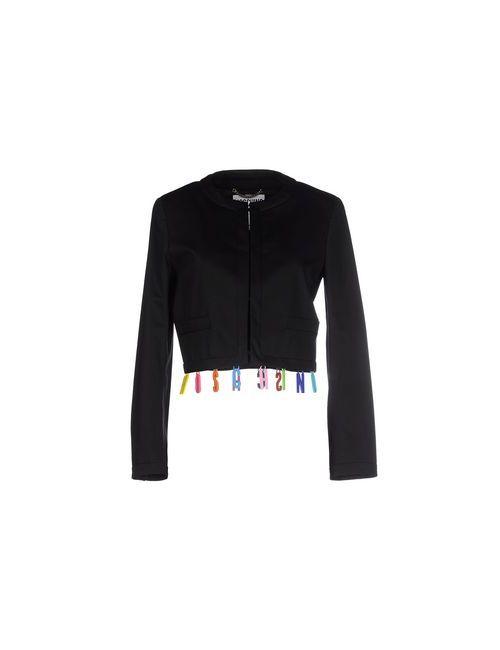 Moschino Couture   Чёрный Пиджак