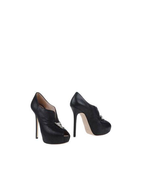 JOHN RICHMOND BLACK LABEL | Женские Чёрные Ботинки
