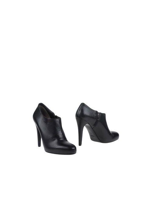 Albano | Женские Чёрные Ботинки