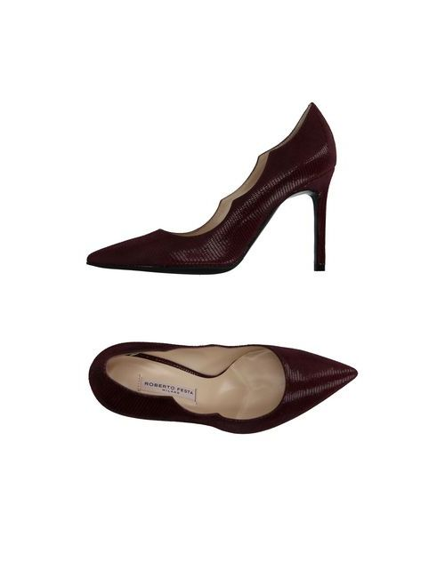 Roberto Festa | Женские Баклажанные Туфли