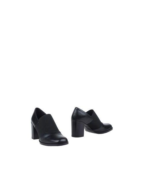 Nr Rapisardi | Женские Чёрные Ботинки