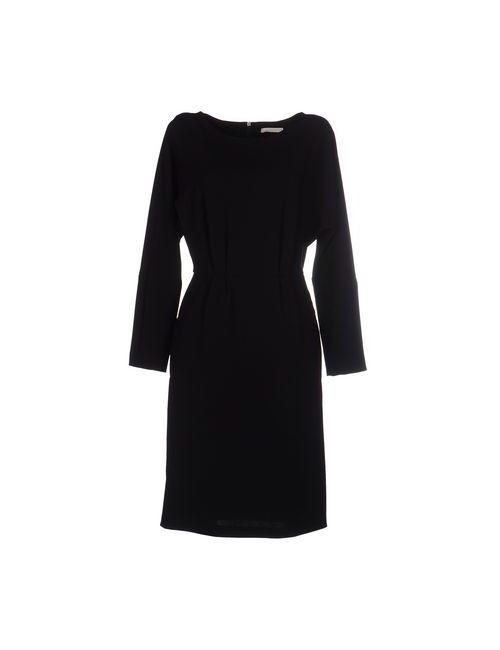 Strenesse | Женское Чёрное Короткое Платье