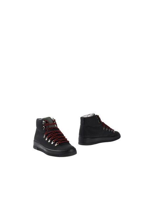 Dirk Bikkembergs Sport Couture | Мужские Чёрные Полусапоги И Высокие Ботинки