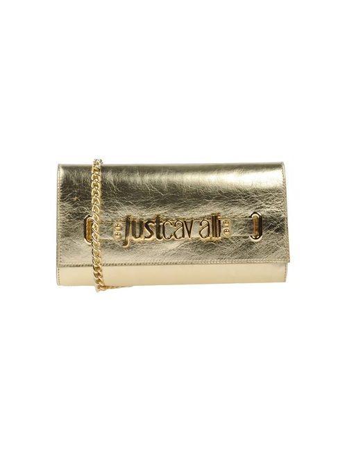 Just Cavalli | Женская Золотистая Сумка На Руку