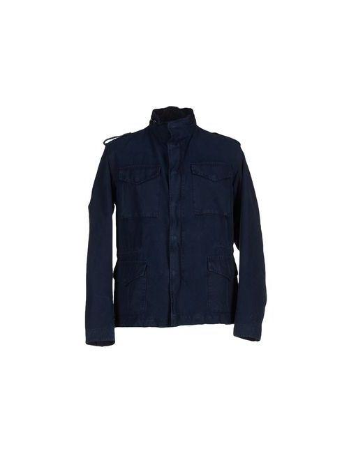 Vintage 55 | Женская Синяя Куртка