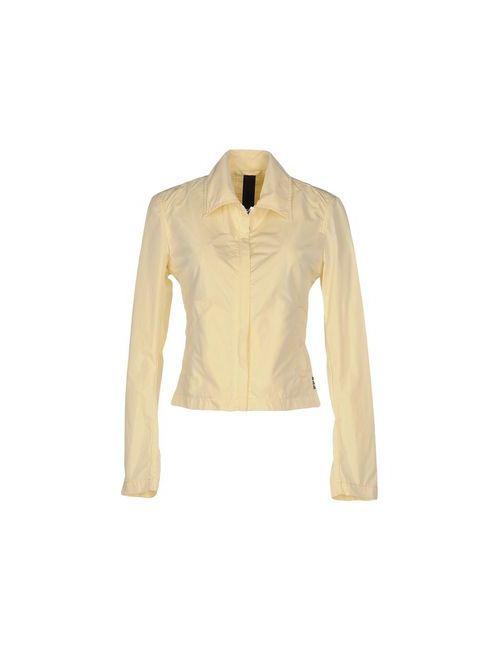 Add | Женская Жёлтая Куртка