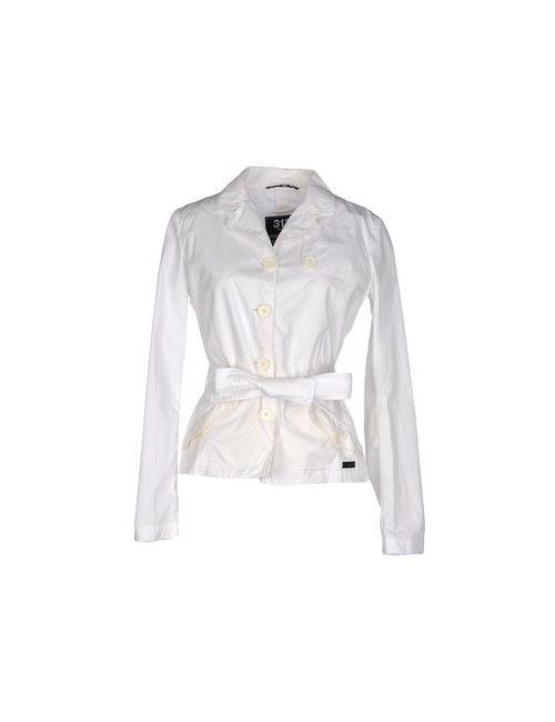 313 Tre Uno Tre | Женская Белая Куртка