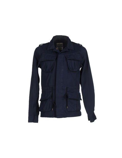 SCOTCH & SODA | Женская Синяя Куртка